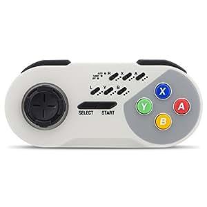 SNES Classic Wireless Controller, VOKOO Wireless Turbo Controller for Super NES Classic Mini Edition