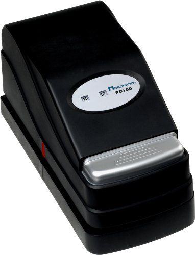 Acroprint PD100 Electronic Time Recorder Time Clock