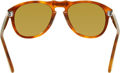 Orange Sunglasses Tortoise Men's Round 0po0649 Persol XxYawqn6gY
