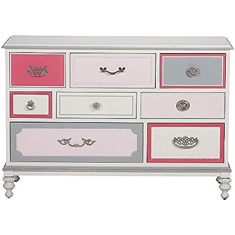 Ethan Allen Disney Wonderland Dresser Wonderland Pink