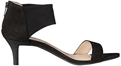 Pelle Kvinners Eden Sandal Sort Kjole Moda B4qTBFr7