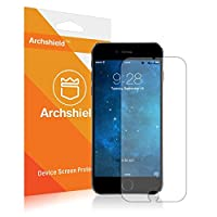 iPhone 6S Screen Protector, Archshield - iPhone 6s / iPhone 6 4.7 Premium High Definition (HD) Clear Screen Protector 3-Pack - Retail Packaging (Lifetime Warranty)