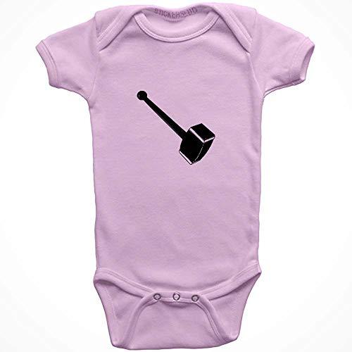 Stickerslug Warhammer Onesie Baby Clothes Jumper (Pink, 24 Month) b10129