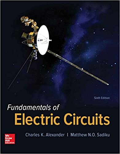 Fundamentals of electric circuits charles alexander ebook fundamentals of electric circuits 6th edition kindle edition fandeluxe Image collections