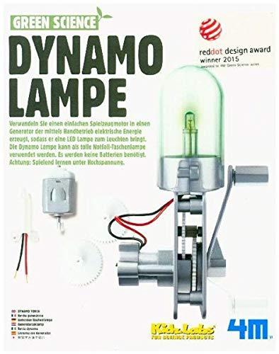 Amazon com: HCM Kinzel HCM68586 Green Science Dynamo Lamp