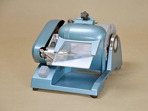 Zeta J2 Dental Lab High Speed Alloy Grinder Cutting Polishing Lathe 14K RPM Dental Lab Polisher (Cutting Speed Lathe)