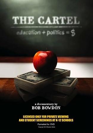 Amazon.com: The Cartel DVD: K-12 School Edition: Cine y TV