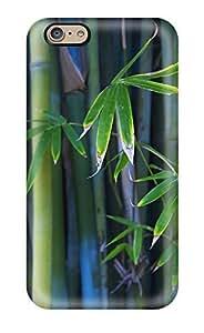 High Grade ZippyDoritEduard Flexible Tpu Case For Iphone 6 - Bamboo