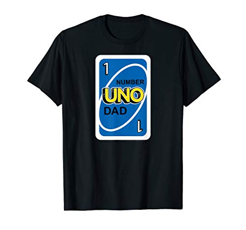 Mattel Dad is Uno T-Shirt