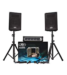 The Audio Performer Pack, a complete P.A. system that packages the new PVi 4B powered mixer with PV Series microphones, loudspeakers and accessories. The Audio Performer Pack brings ease of use and powerful sound to small performances and mul...