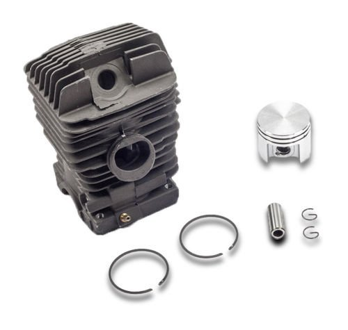 Pistón + Cilindro Motosierra Sierra Motor para Stihl MS290 290/029 ...