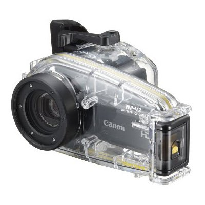 Canon WP-V2 Waterproof Case for HF-M30, 31 and 300 by Canon