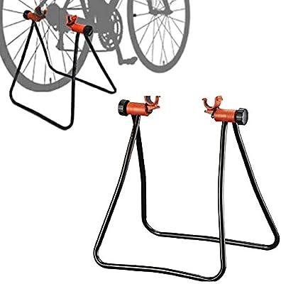 Luyao Soporte de bicicleta utilitario fácil, altura ajustable ...