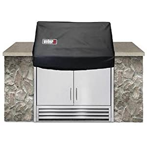 Weber S 660 >> Amazon.com : Weber Summit Built In Summit S640 Grill Cover 7558 : Outdoor Propane Grill Covers ...