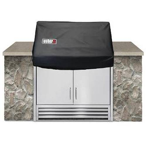 Weber Built In Cover - Weber Summit Built In Summit S640 Grill Cover 7558
