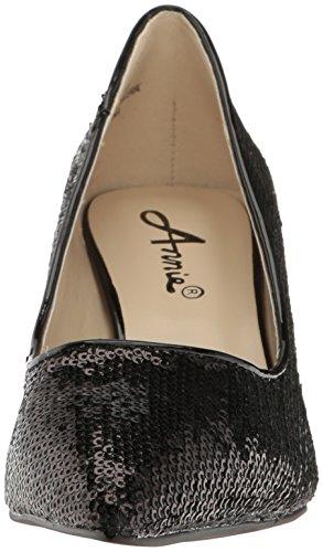 Vestir para de Bomba Mujer W Shoes Define Negro Annie FwqH6x