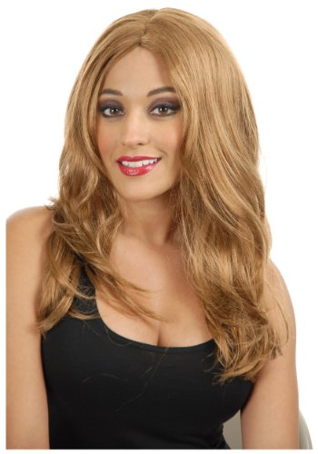 Brown Destiny Singer Wig - ST