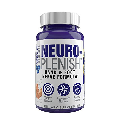 NeuroPlenish - Clinically Proven Formula For Hands And Feet (Numbness, Burning, Tingling) Made in USA!
