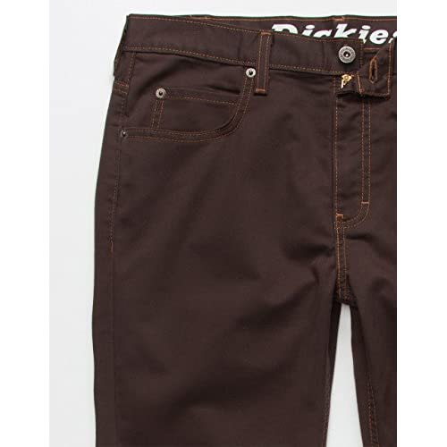 feabe328 cheap Dickies Men's X-Series Slim Fit Tapered Leg 5-Pocket Flex Pants