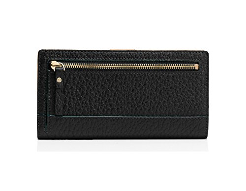 Kate-Spade-Southport-Avenue-Stacy-Clutch-Wallet-WLRU1394-Black