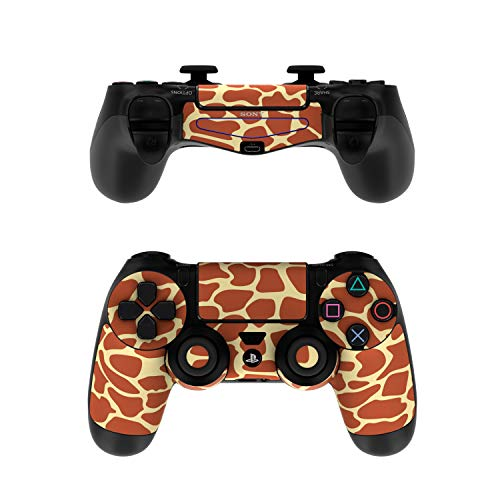 (Giraffe Decalgirl Skin Sticker Wrap Compatible with Sony PS4 Controller (Controller NOT Included))