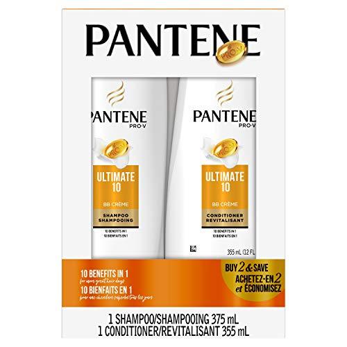 Pantene Pro-V Ultimate 10 Conditioner, 355 mL