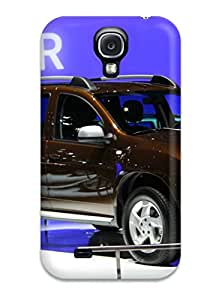 Premium Durable Renault Duster 39 Fashion Tpu Galaxy S4 Protective Case Cover