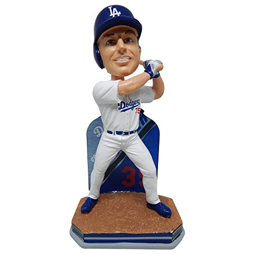 Cody Bellinger Los Angeles Dodgers Rookie Edition Name and Number Bobblehead
