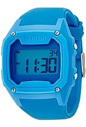 Freestyle Men's 101053 Shark Classic Rectangle Shark Digital Watch