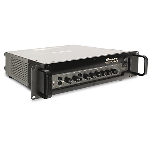 Ampeg SVT-7PRO | 1000W RMS Tube Preamp D Class Power Amp Ampeg