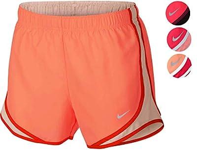 NIKE Women's Dri-Fit Tempo Running Shorts Pink