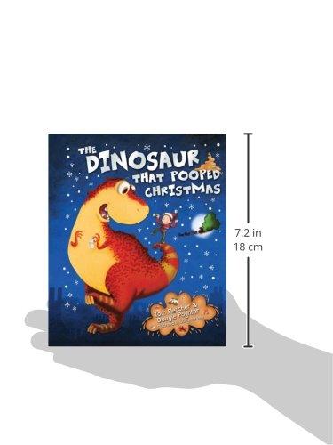 The Dinosaur That Pooped Christmas  Tom Fletcher f8534db22