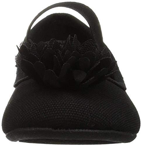 The Children's Place Girls' E TG UNI Kayla Uniform Dress Shoe, Black, TDDLR 9 Toddler US Toddler (Best Place For Toddler Shoes)