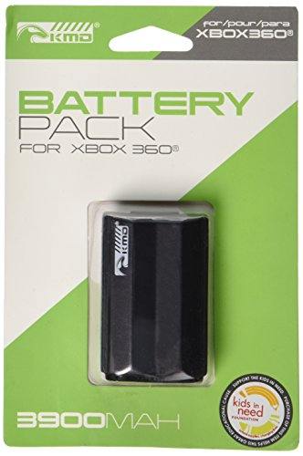 KMD Rechargeable Battery Pack Stylized