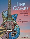 LINE GAMES: An In-Depth Study of Single-Note Lines for Guitar, Books Central