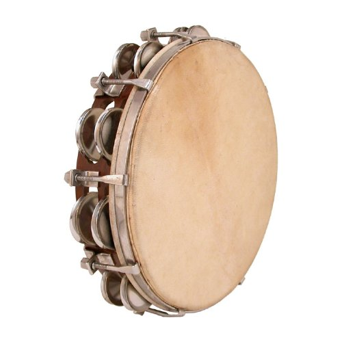 Tambourine, 10'', Tunable by Mid-East