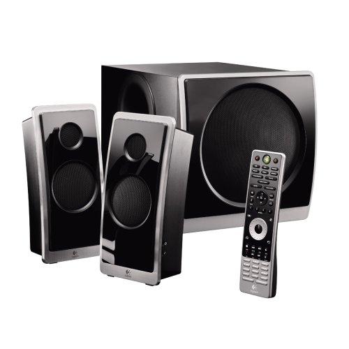 Buy Logitech Z Cinéma Advanced Surround Sound System–2.1 Speakers (online)