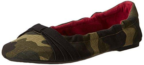 5 US Cortona Zapatos Verde Bow 5 Keen Mujer Planos CVS 1Ofc7nwWv