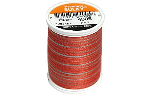 Sulky 713-4005 Blendables Thread for Sewing, 330-Yard, Strawberry Daiquiri