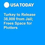 Turkey to Release 38,000 from Jail; Frees Space for Plotters |  Associated Press