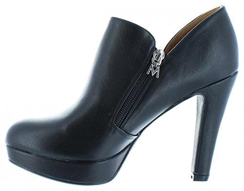 Schuhe ferse für Damen MARIA MARE 61256 NAPAL NEGRO