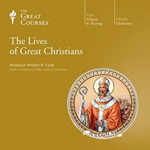 The Lives of Great Christians Lecture