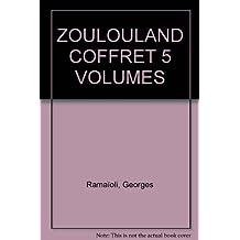 ZOULOULAND NO2 COFFRET 5 VOLS(T06-T07-T08-T09-T10)