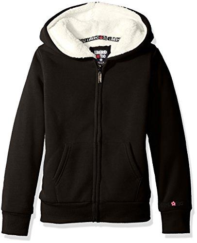 Limited Too Sherpa Fleece Hooded