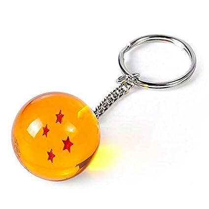 kingru 2,7 cm cristal acrílico Dragon Ball Z estrellas ...