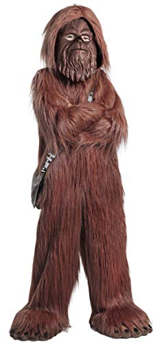 Princess Paradise Boys Classic Star Wars Premium Chewbacca Jumpsuit, Brown, X-Large]()
