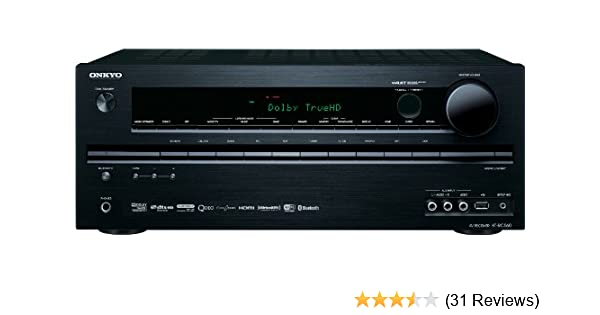 Onkyo HT-RC560 Network A/V Receiver Vista