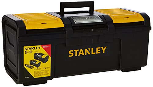 Buy stanley tools one touch toolbox diy 40cm 16in
