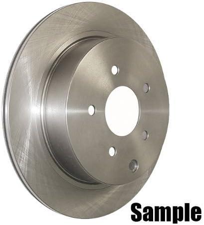 Centric Parts 121.34100 C-Tek Standard Brake Rotor
