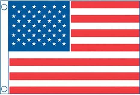 Taylor Hizo Productos, Cosido Barco Bandera, Estados Unidos, 50 ...